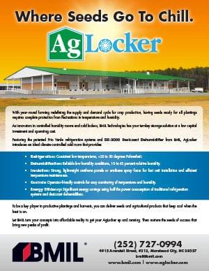 Agricultural Storage - AgLocker Brochure
