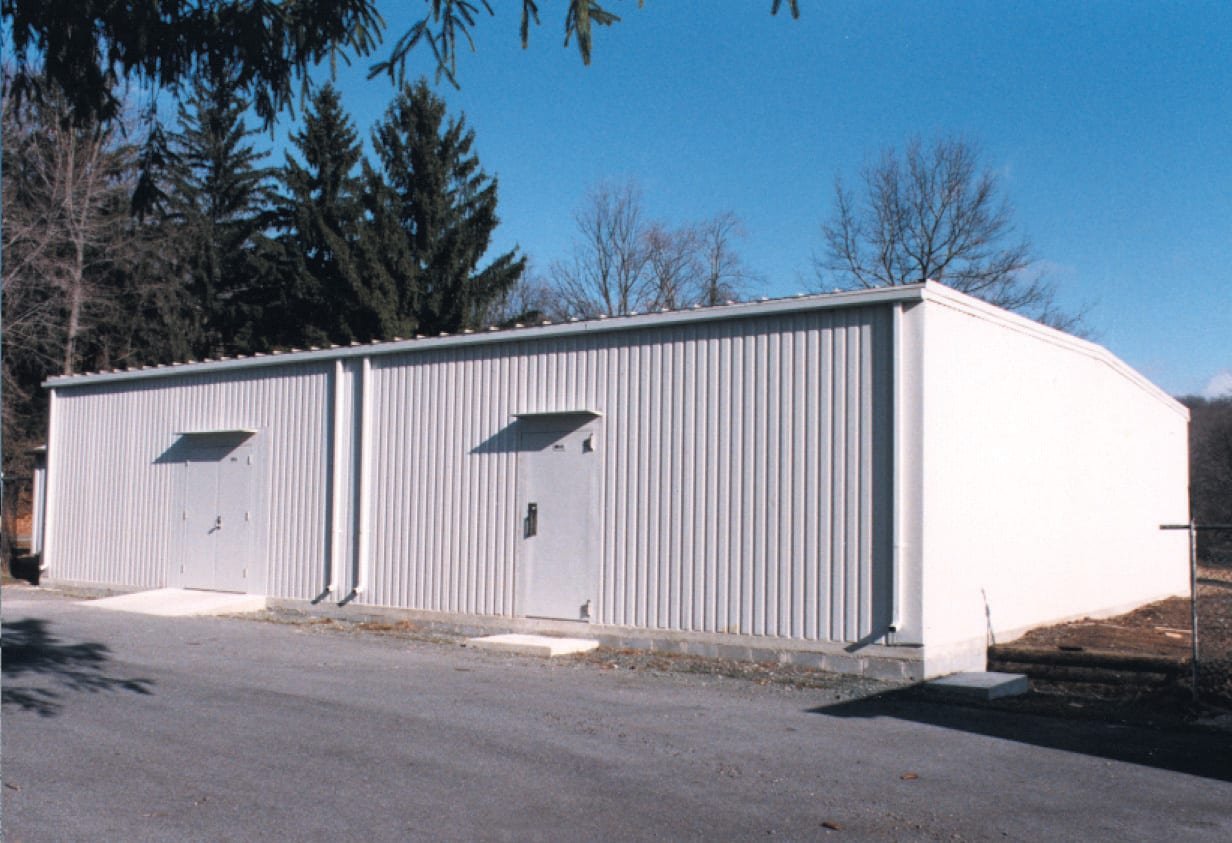 Modular Shelter Systems : Bally modular shelters