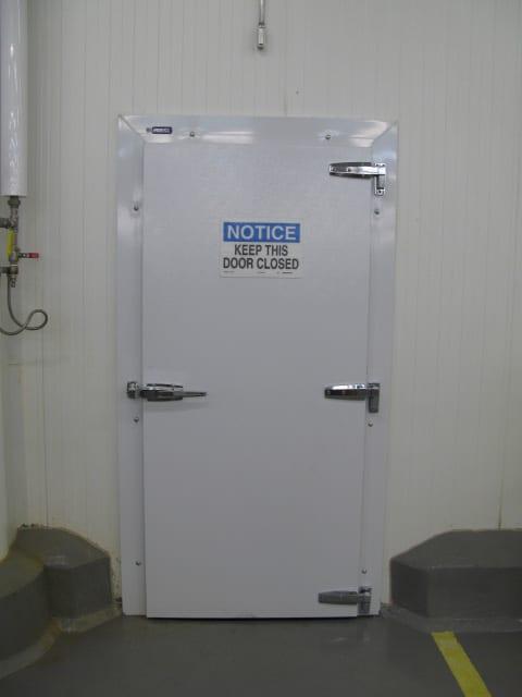 Frank Door Cold Storage Doors