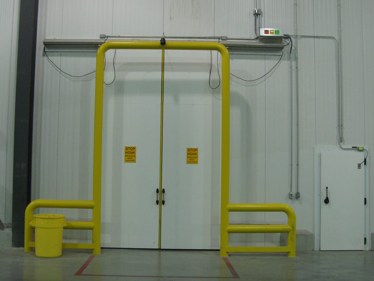 bmil-frank-door-4 ... & Frank Door - Cold Storage Doors