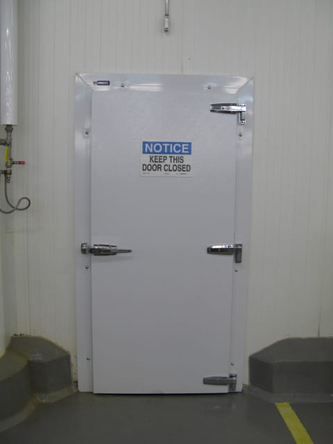 Frank Door Cold Storage Doors
