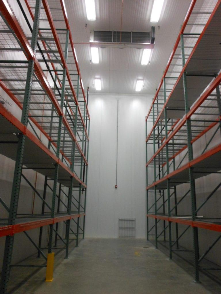 Cold Storage Warehouse Refrigerated Storage