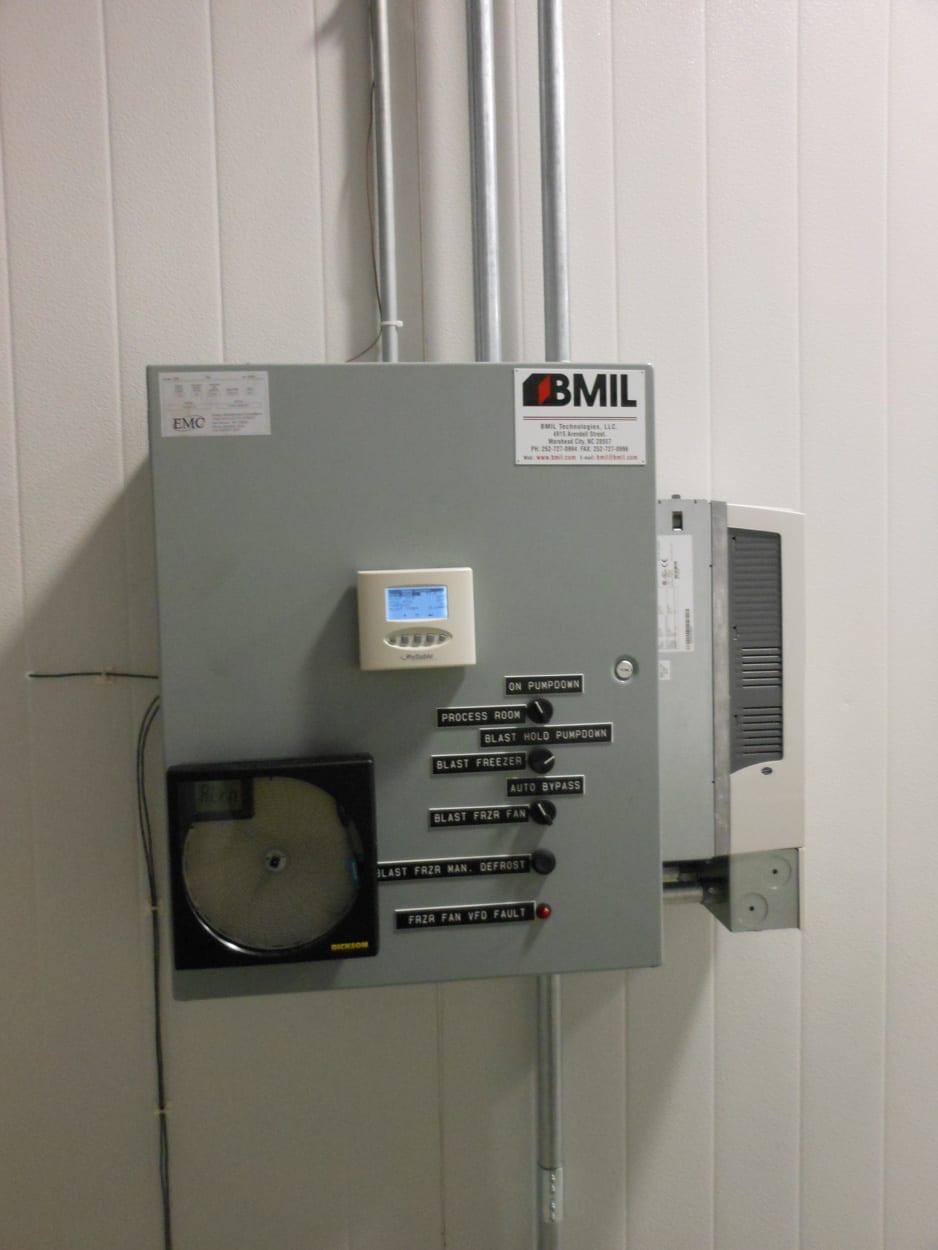 Refrigeration Freezer Environmental Control Units Pump Down Wiring Diagram