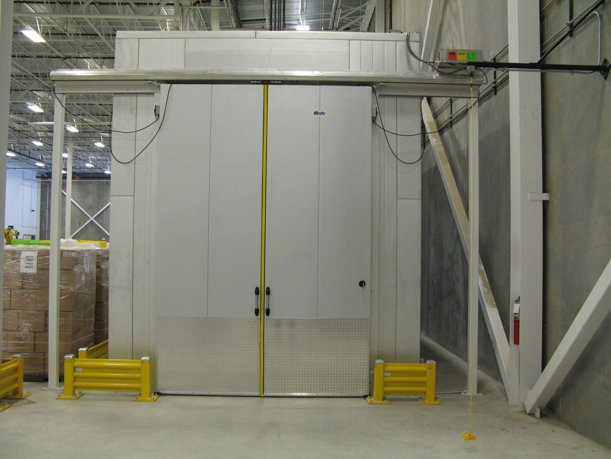 Bon Frank Door Cold Storage Doors