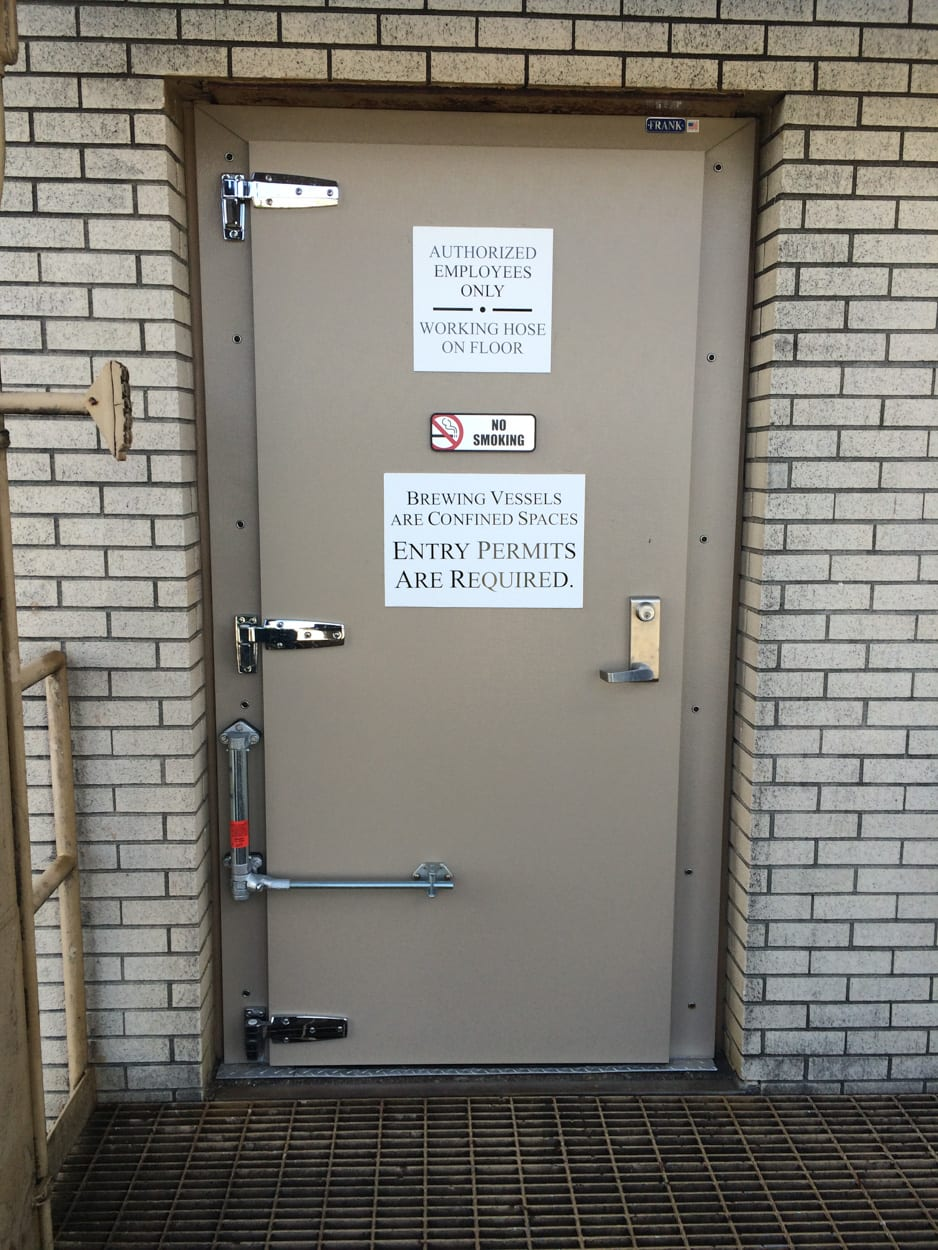 Ordinaire ... Frank Door Cold Storage Door Bmil 8 ...