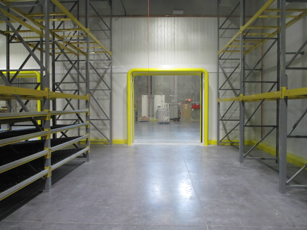 Cold Food Storage Frozen Food Storage