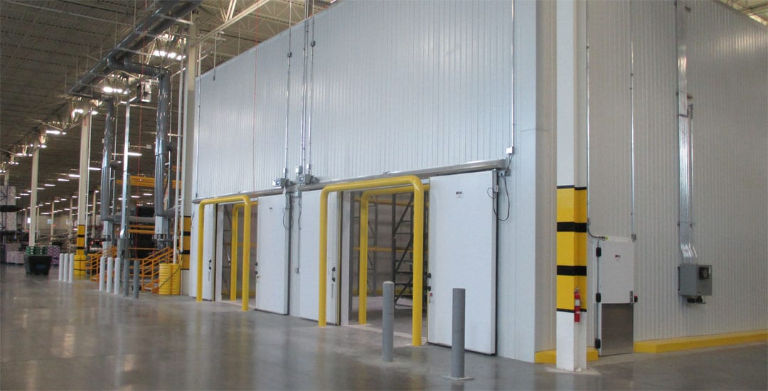 Food Storage - Cold Storage & Refrigerated Warehouse